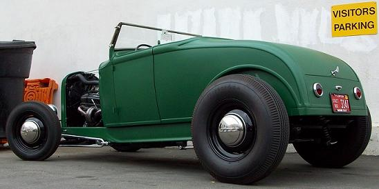 Clarke Hot Rods | 1932 Ford Frame Chassis